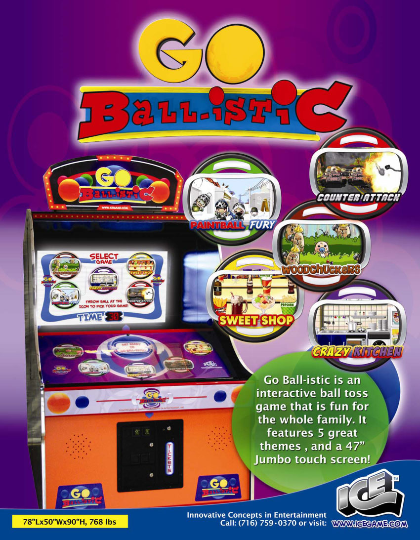The Arcade Flyer Archive Arcade Game Flyers Go