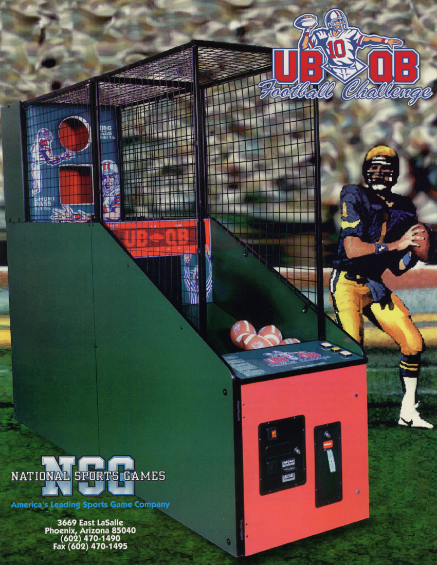 football throwing machine rental