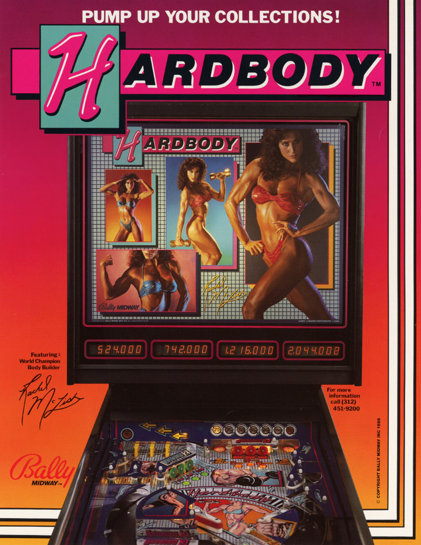 pinball after dark