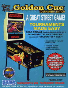 The Arcade Flyer Archive - Pinball Machine Flyers: Kelly Packard's