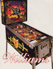 Bally scared stiff pinball instruction and parts manual download.