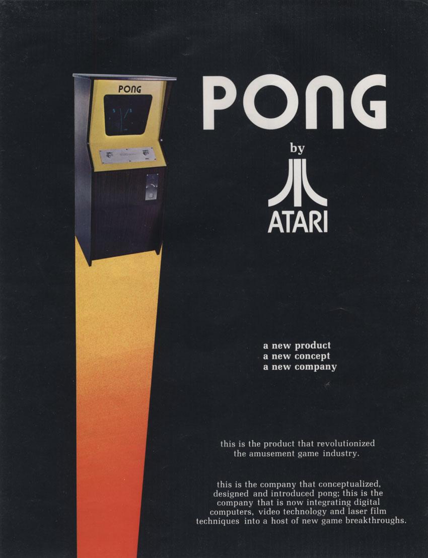 pong original game