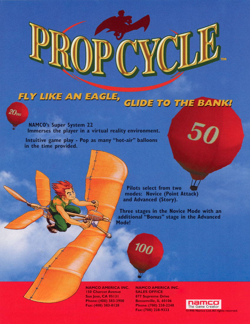 prop cycle