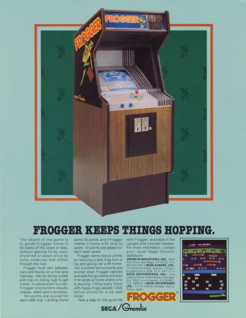 CodyCross: 1981 Game To Get An Amphibian Across A Street ...