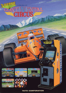 the arcade flyer archive video game flyers continental