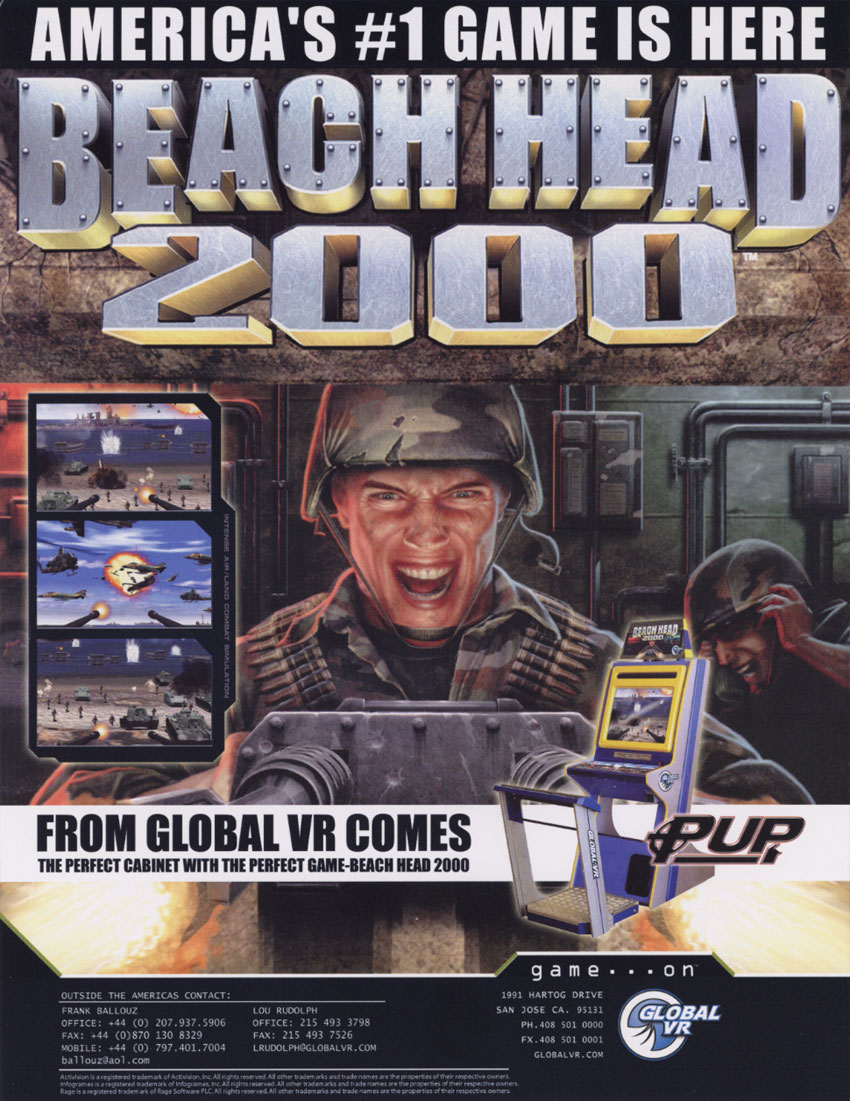 beach head 2000 full game free download
