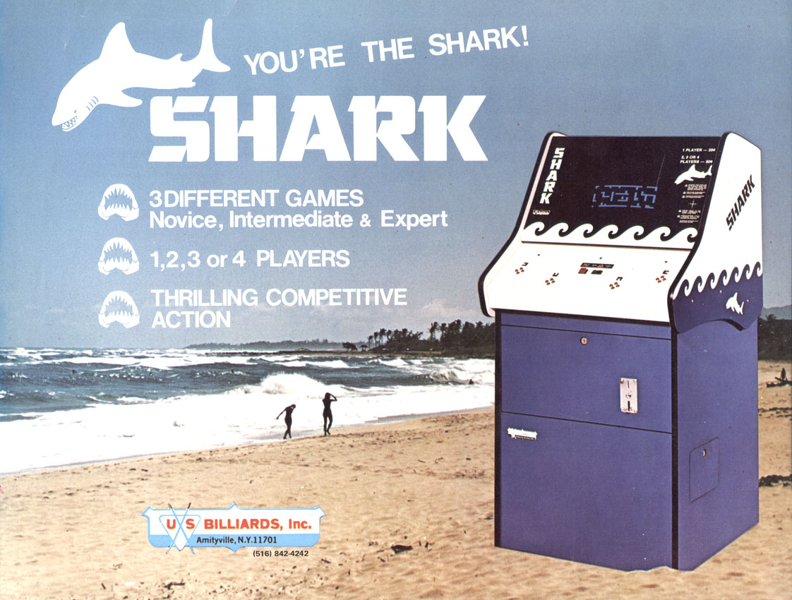 SHARK - US Billiards Flyer
