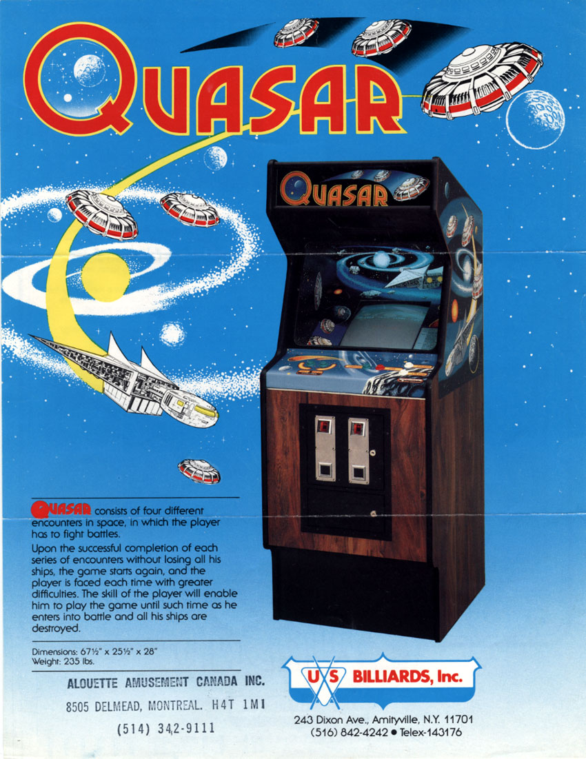 Quasar/Game